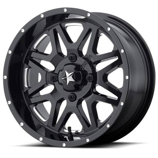 MSA M26 Vibe Wheels