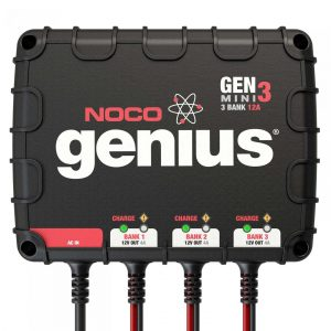 NOCO G26000 26 Amp UltraSafe Battery Charger with JumpCharge Engine Start