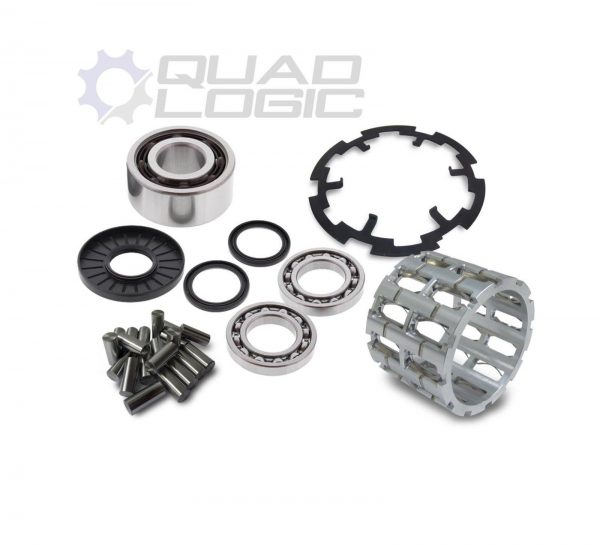 Sportsman 570 Front Differential Rebuild Kit with ALUMINUM Sprague