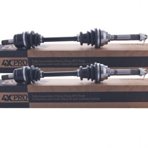 Yamaha Rhino rear cv axles set 700