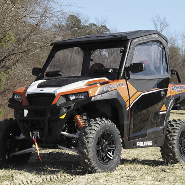 SEIZMIK FRAMED 1/2 DOOR KIT POLARIS GENERAL