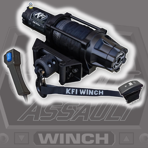 KFI AS-50W Assault Winch