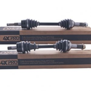 Yamaha Grizzly front cv axles set 660